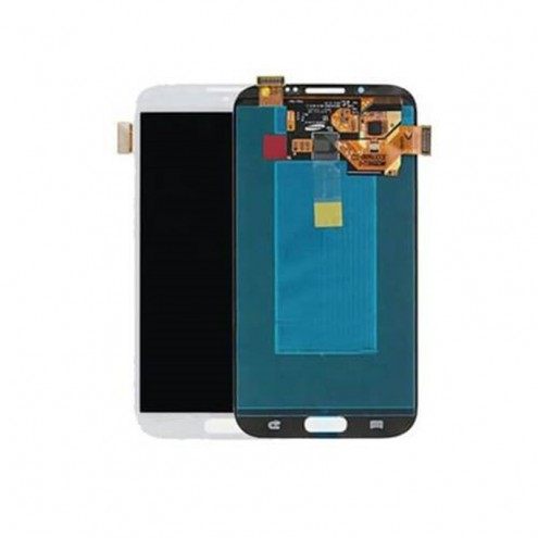 Replacement LCD Screen  for Galaxy Note 2  White