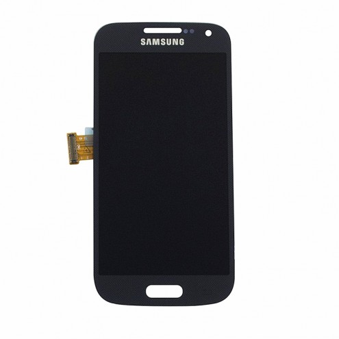 Replacement LCD Screen and Digitizer for Samsung Galaxy S4 mini Assembly with Frame Black