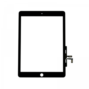 Replacement touch panel  for iPad air (5) black