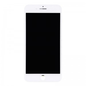 iPhone 7 Plus Replacement LCD Screen and Digitizer Assembled with Frame-White