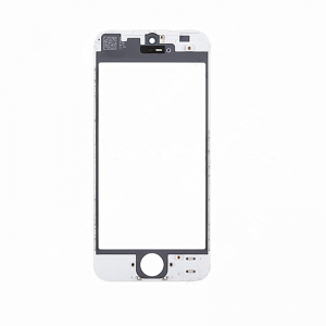 iPhone 5 Replacement Screen Glass and Frame-White