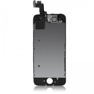 iPhone SE Replacement LCD Screen and Digitizer Fully Assembled with Frame-Black