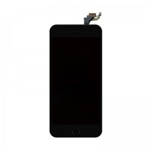 iPhone 6 Replacement LCD Screen and Digitizer Fully Assembled with Frame-Black