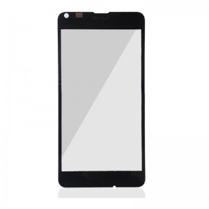 iPhone 6 Cover Glass with Frame-Black