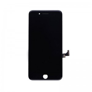 iPhone 7+ Replacement LCD Screen and Digitizer Fully Assembled with Frame-Black