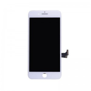iPhone 7 Plus Replacement LCD Screen and Digitizer Fully Assembled with Frame-White