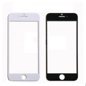 iPhone 5S Replacement Screen Glass with Frame-Black
