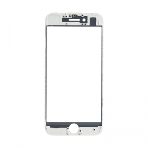 iPhone 7 Replacement Screen Glass with Frame-White
