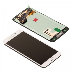 Replacement LCD Screen for  Galaxy S5  White