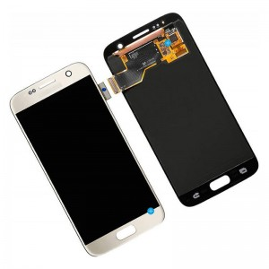 Replacement LCD Screen for Galaxy S7  Cold