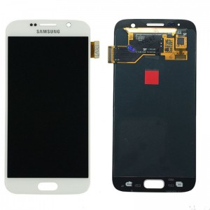 Replacement LCD Screen  for Galaxy S7 White