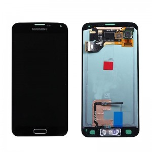 Replacement LCD Screen  for  Galaxy S5 Black