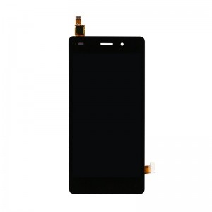 Replacement LCD Screen and Digitizer for HUAWEI P8 Assembly with Frame Black