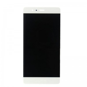Replacement LCD Screen and Digitizer for HUAWEI P9 Assembly with Frame White