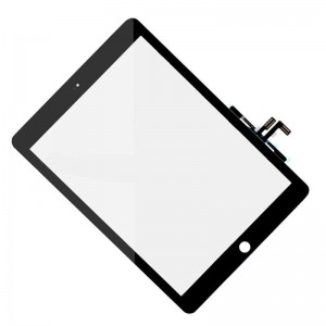 Apple iPad 1 Digitizer Touch Panel Frame   Black