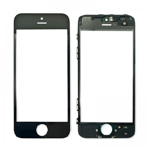 iPhone 5 Replacement Screen Glass and Frame-Black