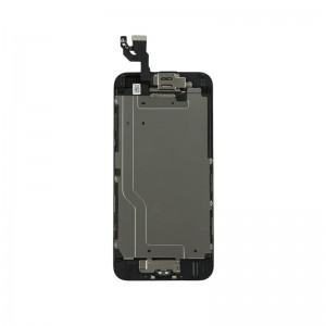 iPhone 6S Replacement LCD Screen and Digitizer Fully Assembled with Frame,Small Parts-Black