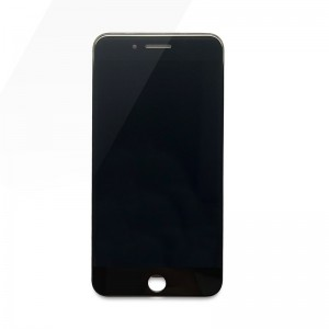 Replacement LCD Screen and Digitizer for iPhone 8G Full Assembly with Frame+Small parts  Black