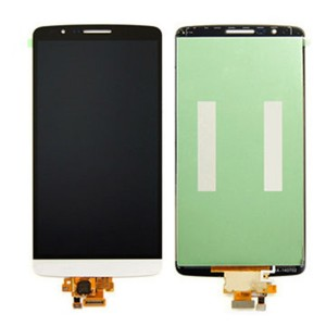 Replacement LCD Screen and Digitizer for LG G3 Assembly White