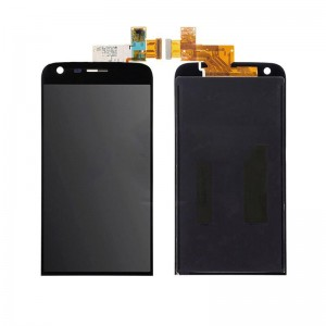 Replacemen LCD Screen and Digitizer for LG G5 Assembly with Frame  Black