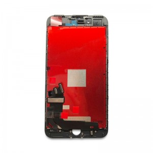 Replacement LCD Screen and Digitizer for iPhone 8G Assembly with Frame  Black
