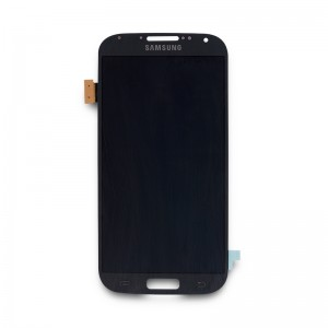 Replacement LCD Screen and Digitizer for Samsung Galaxy S4 active Assembly with Frame Black