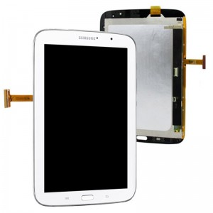 Replacement LCD Screen and Digitizer for Samsung Galaxy Note 8 Assembly White