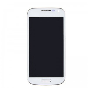 Replacement LCD Screen and Digitizer for Samsung Galaxy S4 mini Assembly with Frame White