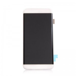 Replacement LCD Screen and Digitizer for Samsung Galaxy S7 Edge Assembly White