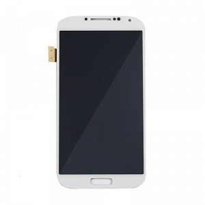 Replacement LCD Screen and Digitizer for Samsung Galaxy S4 Assembly with Frame White