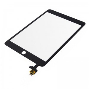 Replacement Touch Panel for iPad Mini 3 with frame Black