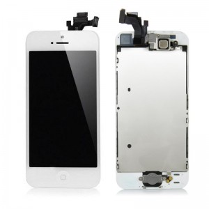 iPhone 6S Replacement LCD Screen and Digitizer Fully Assembled with Frame,Small Parts-White